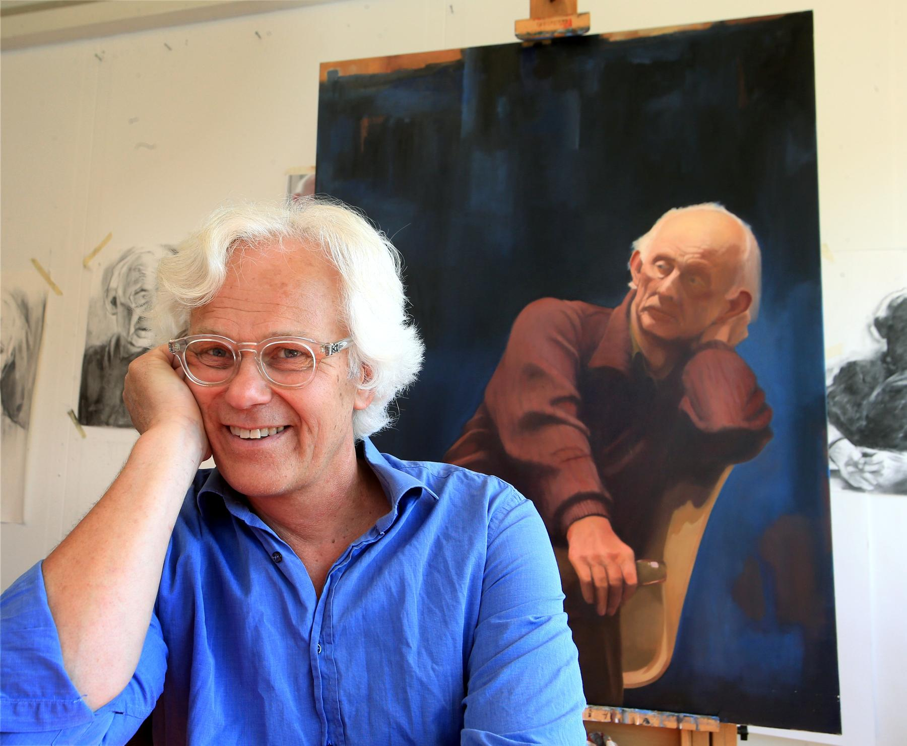 Kunstner Pål Gulsrud